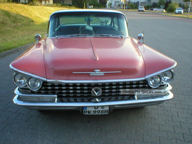Buick  Le Sabre 1959 Vintage, Classic and Old Cars photo