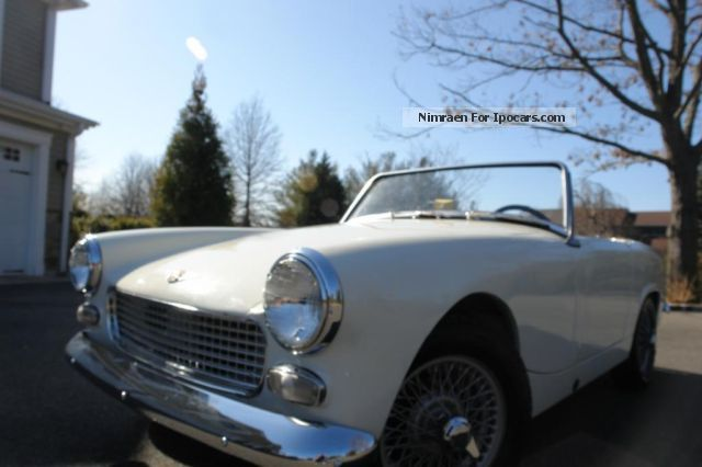 Austin  Healey Sprite Mark IV 1961 Vintage, Classic and Old Cars photo