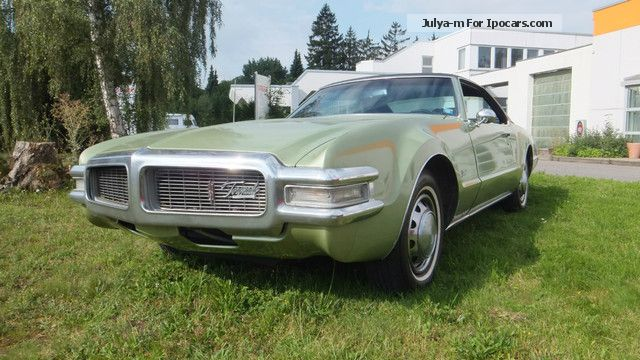 Oldsmobile  Toronado coupe 455cui, including TÜV and H-Perm. 1969 Vintage, Classic and Old Cars photo