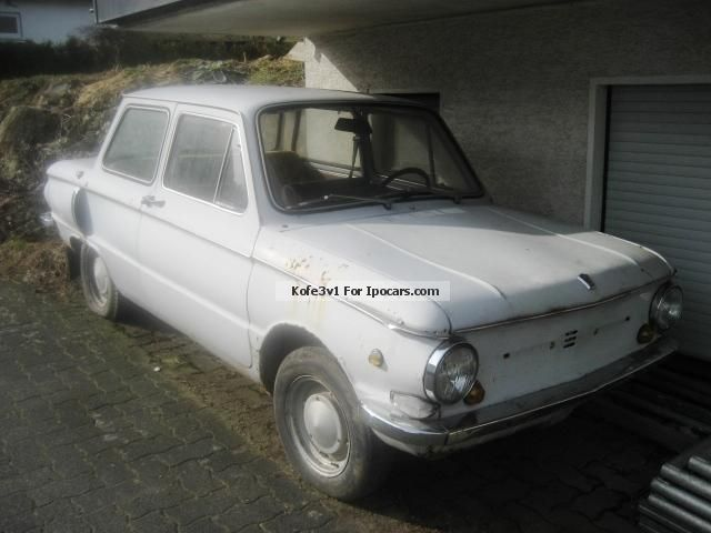 1970 Other  Zaporozec ZAZ 966 Saloon Used vehicle photo
