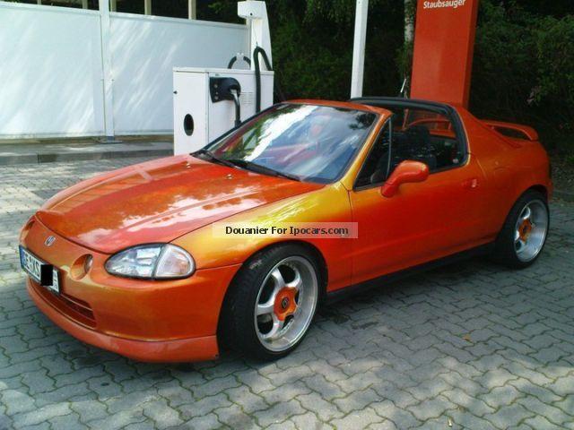 1992 Honda CRX 16 ESi Sports Car Coupe