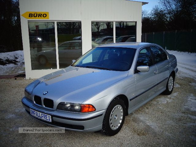 1998 Bmw 525tds Automatiggetriebe Top Condition Car