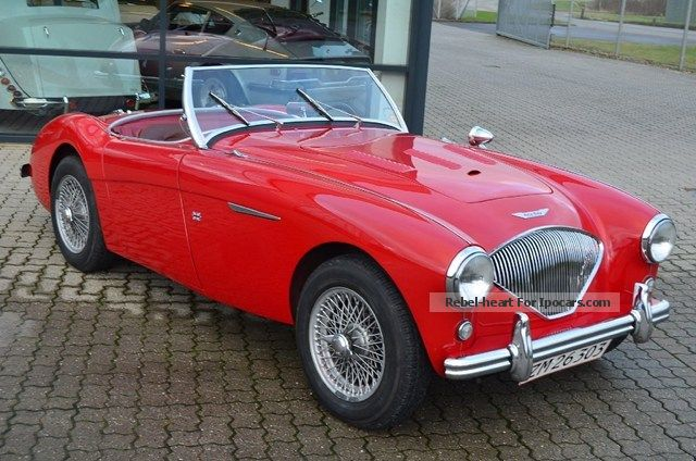 Austin Healey  BN 1 2.6 Cabriolet 1954 Vintage, Classic and Old Cars photo