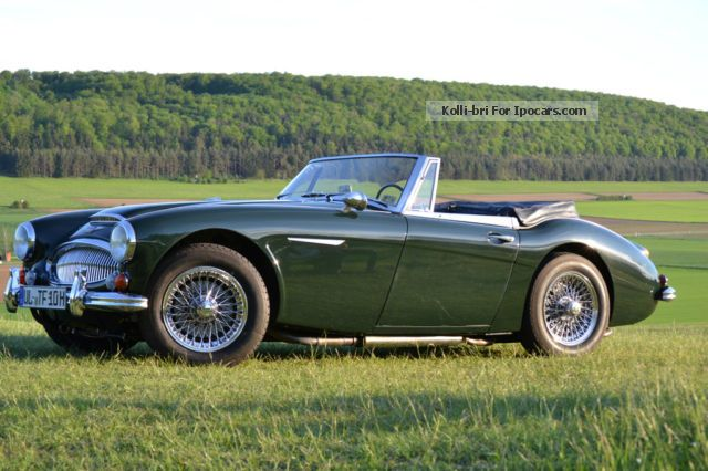 Austin Healey  Other 1966 Vintage, Classic and Old Cars photo