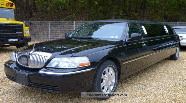 2006 Lincoln  Stetchlimo Krystal E5 from USA Saloon Used vehicle photo