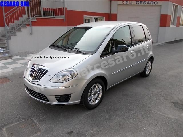Lancia  MUSA 1.4 8V Ecochic (GPL) Gold 2012 Liquefied Petroleum Gas Cars (LPG, GPL, propane) photo
