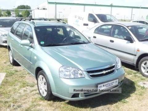 2007 Chevrolet  Nubira Wagon SE Air Saloon Used vehicle photo