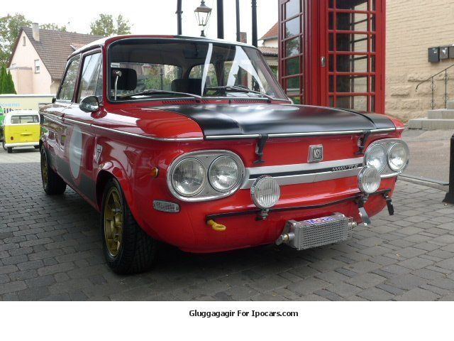 NSU  OTHER 1000 TTS fully restored ** ** 1971 Vintage, Classic and Old Cars photo