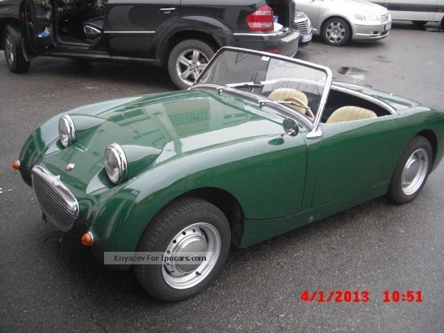 Austin Healey  SPRITE CONVERTIBLE TOP CONDITION 1952 Vintage, Classic and Old Cars photo