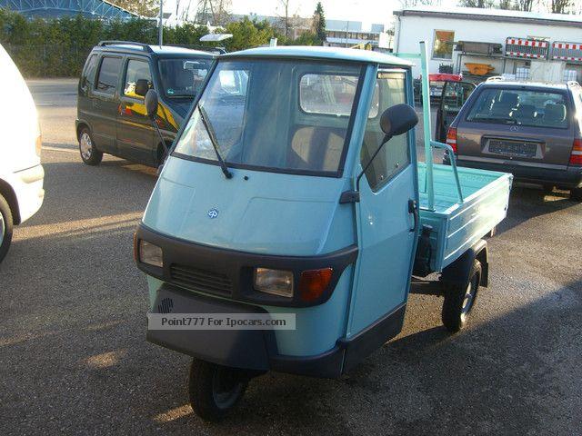 1997 Piaggio  APE * Top Condition * Small Car Used vehicle photo