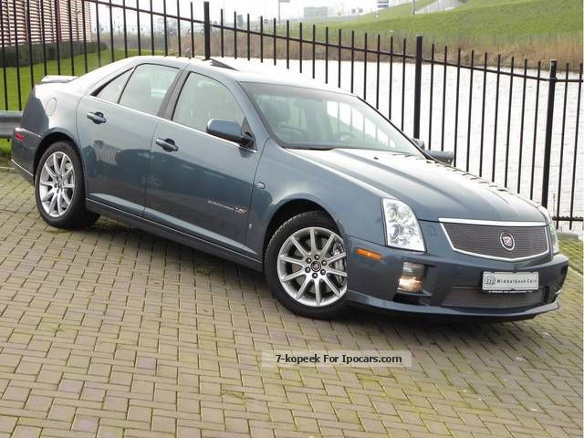 2011 Cadillac Cadillac Sts Sts V Car Photo And Specs