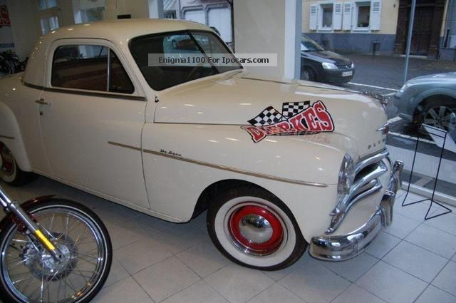 1950 Plymouth  Coupe De Luxe Sports Car/Coupe Classic Vehicle photo