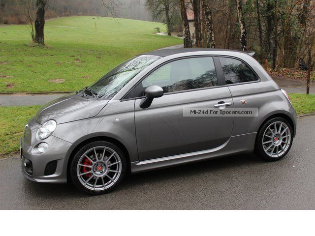 2012 Abarth  500C Esseesse 1.4 T Jet 16 V 160 hp Cabriolet / Roadster Used vehicle photo