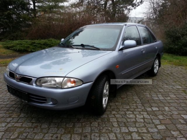 1997 Proton  415 TÜV / Asu New Today Only € 899 bargain Saloon Used vehicle photo