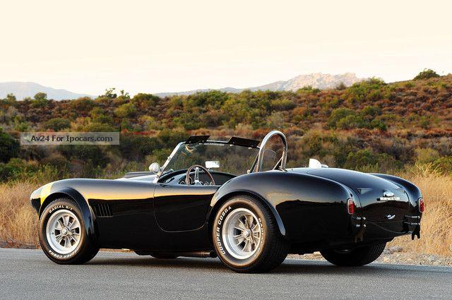 1964 Cobra Cobra 289 Fia Car Photo And Specs