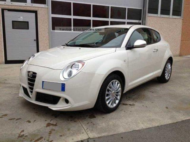 2012 Alfa Romeo  MiTo 1.3 JTDM 85CV S & S upload Other Pre-Registration photo