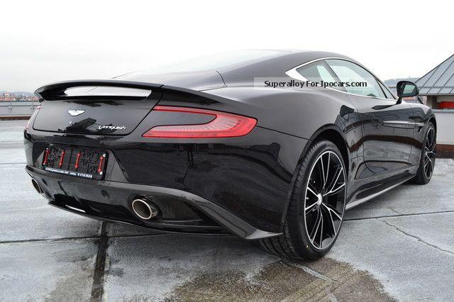 2012 Aston Martin Vanquish Coupe  NEW MODEL  TOP AMENITIES