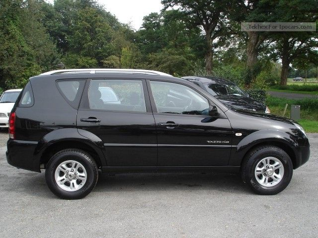 2012 ssangyong rexton rx 270 xdi automaat car photo and. Black Bedroom Furniture Sets. Home Design Ideas