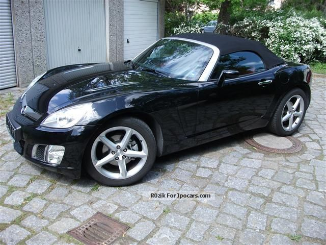 2008 Opel  2.0 TURBO ROADSTER, CLIMATE, LEATHER Cabriolet / Roadster Used vehicle photo
