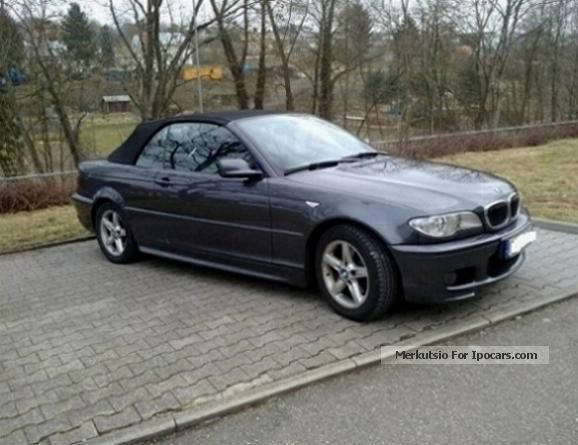 2004 bmw 320 ci m package car photo and specs. Black Bedroom Furniture Sets. Home Design Ideas