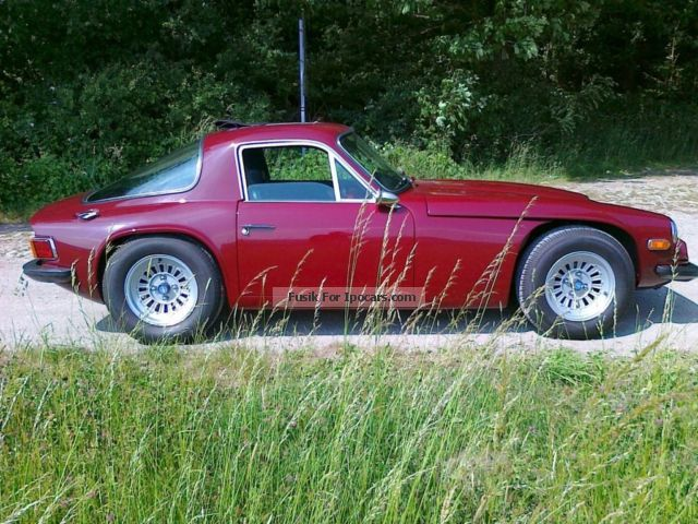 TVR  1600M 1976 Vintage, Classic and Old Cars photo