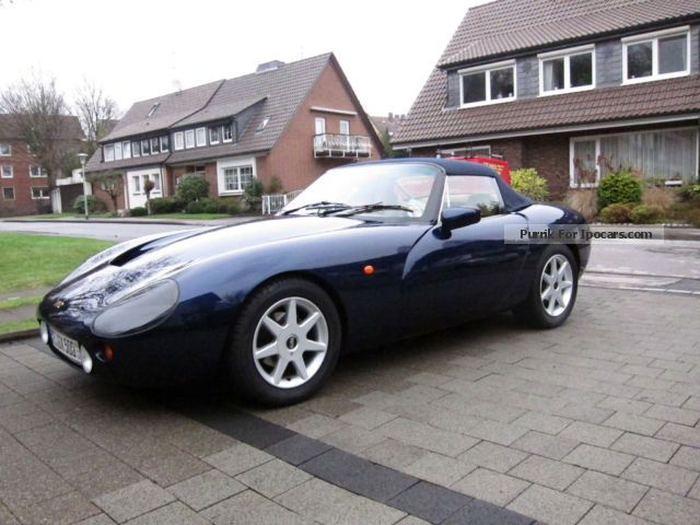 1999 TVR  Griffith 500 Cabriolet / Roadster Used vehicle photo