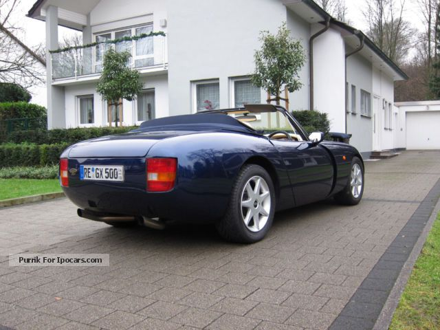 1999 tvr griffith 500 car photo and specs. Black Bedroom Furniture Sets. Home Design Ideas