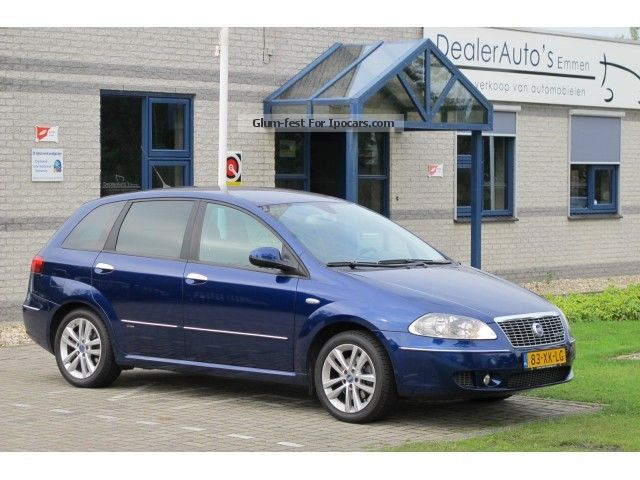 2007 Fiat  Croma 1.9 MJ 16V 150PK ECC/NAVI/LMV17 \ Saloon Used vehicle photo
