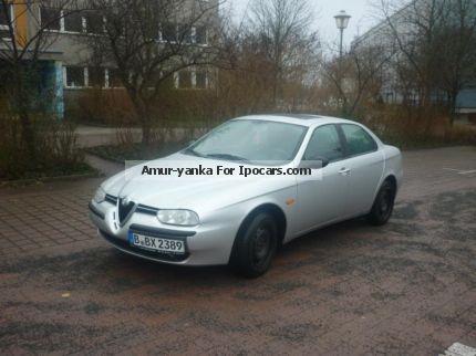 2000 Alfa Romeo  2.016 V Twin Spark also exchange Saloon Used vehicle photo
