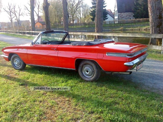 1961 Buick  Skylark Cabriolet / Roadster Used vehicle photo
