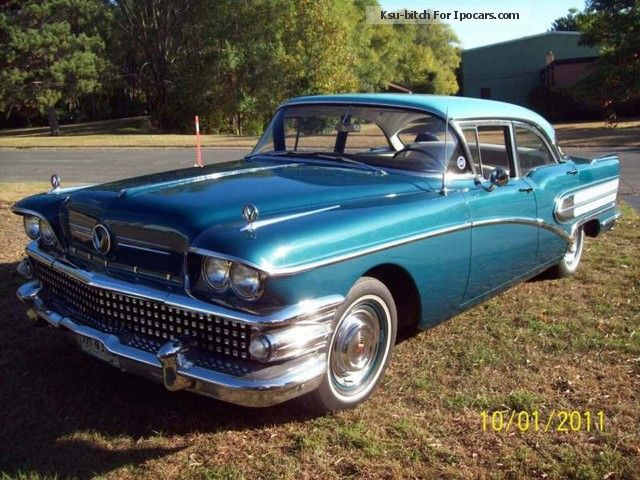 Buick  Speciaal Very Nice Car, & 45 USA Classics 1958 Vintage, Classic and Old Cars photo