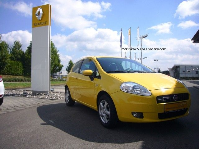 Fiat  Punto 1.4 8V Racing 2008 Race Cars photo
