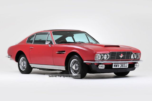Aston Martin  DBS Vantage 1970 Vintage, Classic and Old Cars photo