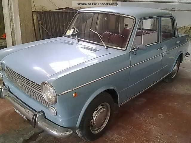 1967 Fiat  1100 R Saloon Classic Vehicle photo