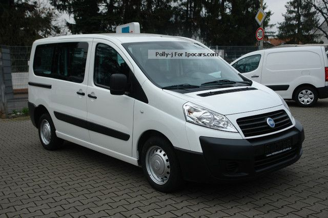 2007 fiat scudo l1h1 10 6 seater euro 4 car photo. Black Bedroom Furniture Sets. Home Design Ideas