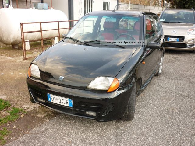 1999 Fiat  Cinquecento abart Small Car Used vehicle photo