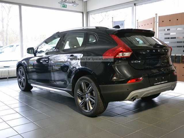 2012 volvo v40 cross country summum business pro package ci car photo and specs