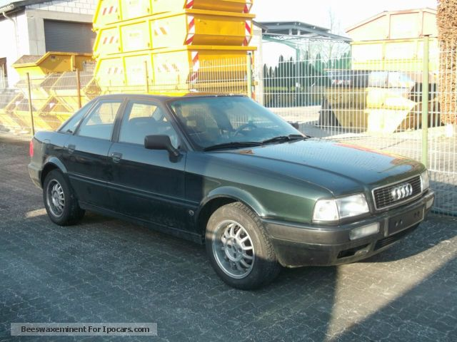 1992 Audi  B4 TDI Saloon Used vehicle photo