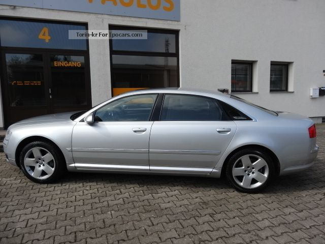 2004 Audi  A8 4.2 QU. ° LONG SEAT VENTILATION ° ° ° MASSAGE SEATS FULL! Saloon Used vehicle photo