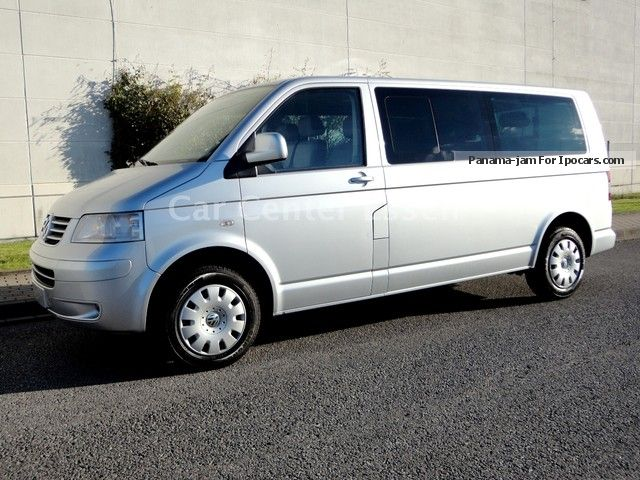 2008 Volkswagen  Caravelle Long (9.Si.) DPF Van / Minibus Used vehicle photo