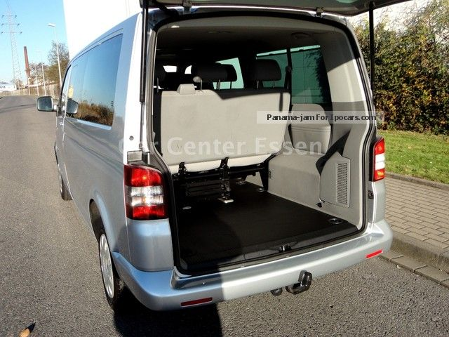 2008 Volkswagen Caravelle Long (9.Si.) DPF - Car Photo and Specs