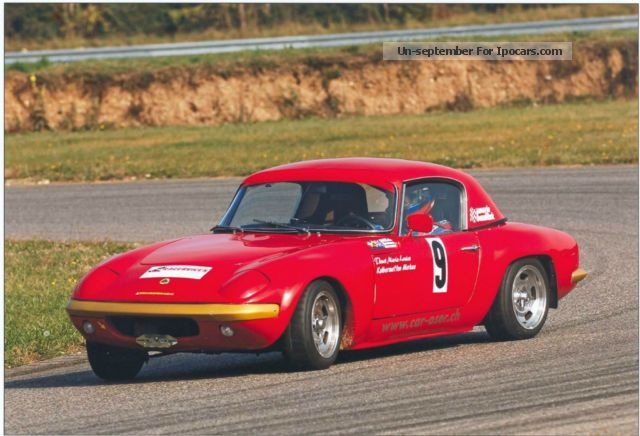 Lotus  Elan S2, Racecar 1965 Vintage, Classic and Old Cars photo