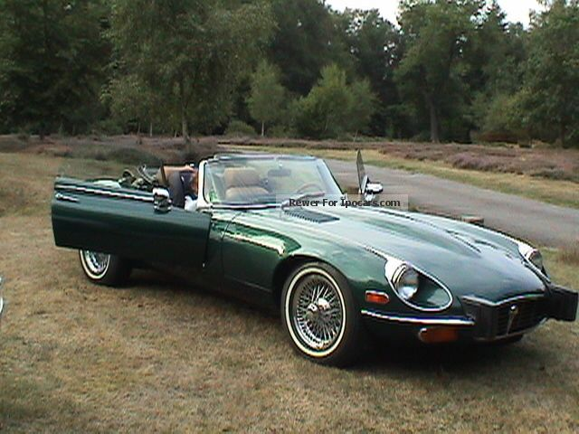 Jaguar  E-Type 1974 Vintage, Classic and Old Cars photo
