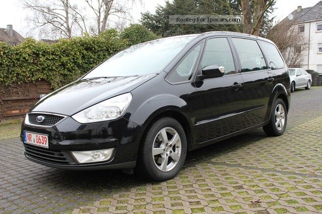 2008 Ford  Galaxy 2.0 TDCi DPF Trend PDC MEMORY Van / Minibus Used vehicle photo