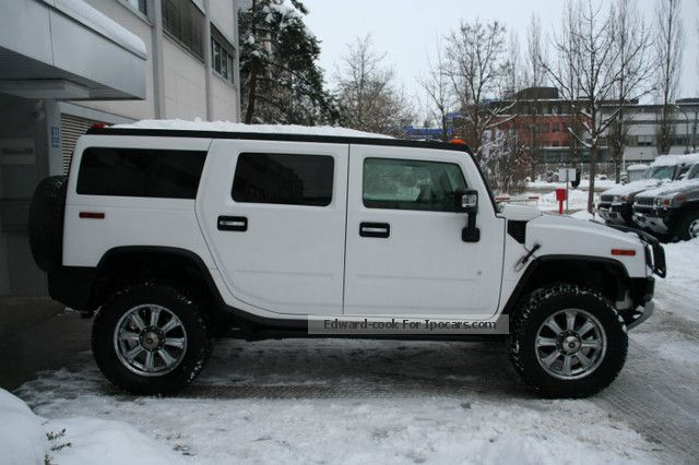 2008 Hummer  H2 6.2V8 / 7 SEATER / SSD / PDC / NEW SERVICE Off-road Vehicle/Pickup Truck Used vehicle photo