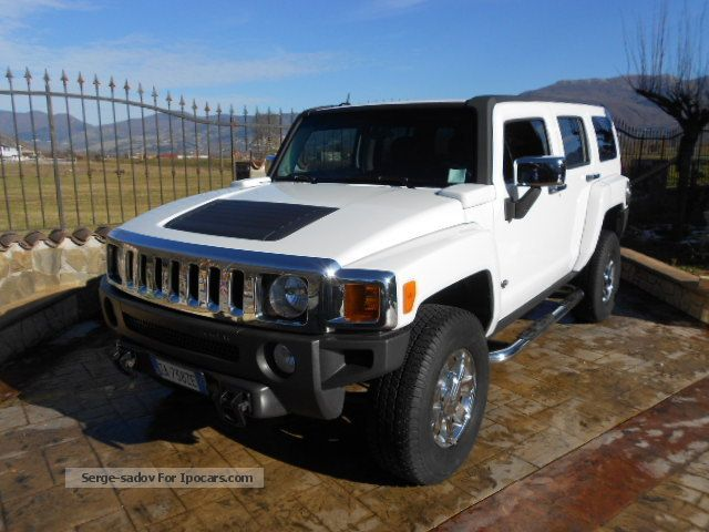 Hummer  H3 2.5 Adventure Car 2008 Liquefied Petroleum Gas Cars (LPG, GPL, propane) photo