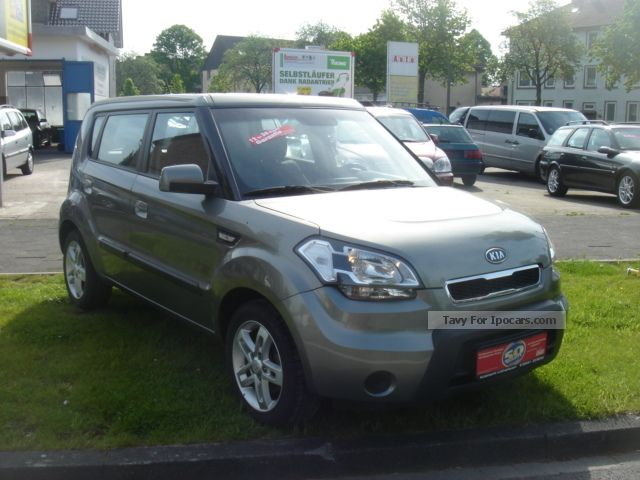 Kia  Soul 1Hand Euro 4 gas plant KME 2009 Liquefied Petroleum Gas Cars (LPG, GPL, propane) photo