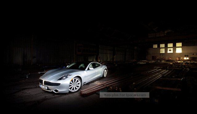 Fisker  Karma Ecochic 2012 Hybrid Cars photo