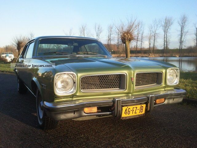 1973 Pontiac  Ventura Coupe 350 V8 Sports Car/Coupe Classic Vehicle photo