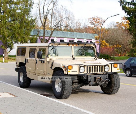 1995 Hummer  H1 truck registration Remus Sports Exhaust Off-road Vehicle/Pickup Truck Used vehicle photo
